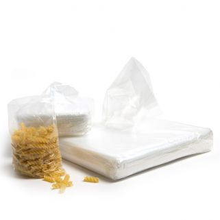 Clear Poly Bags ( Extra light duty 80g)