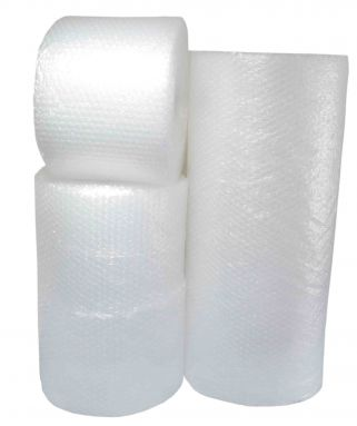 Bubble wrap with small bubbles