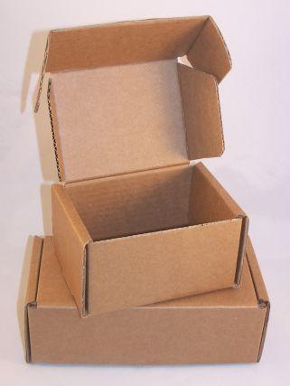 die cut postal boxes