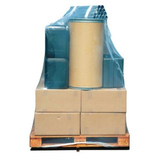 shrinkable pallet covers