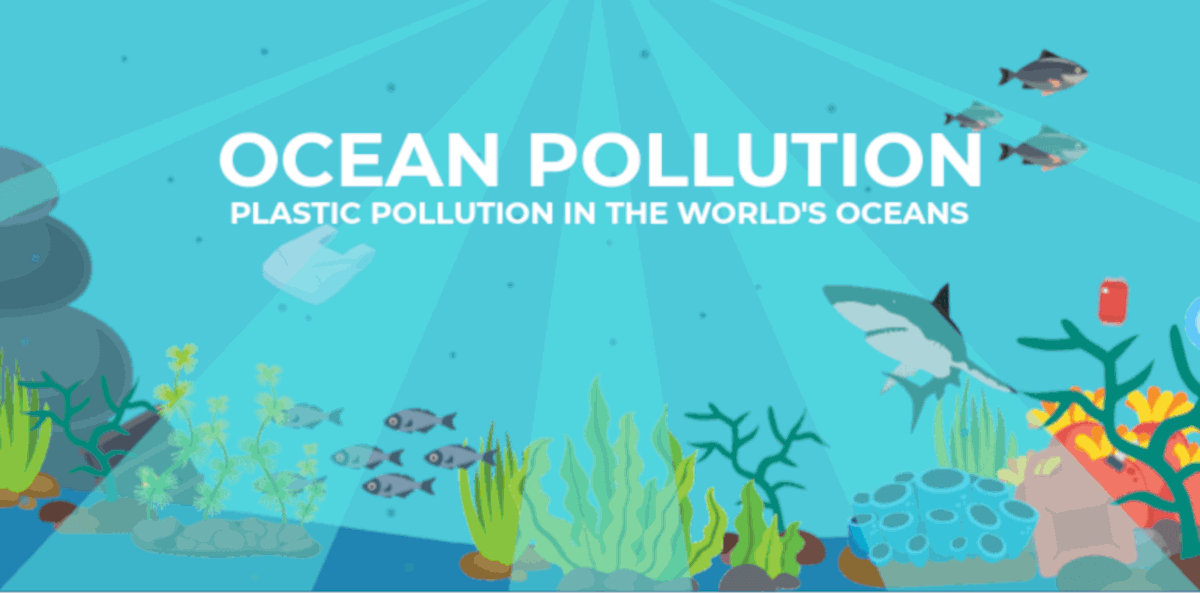 Ocean Pollution: Plastic Pollution in the Ocean [Infographic]