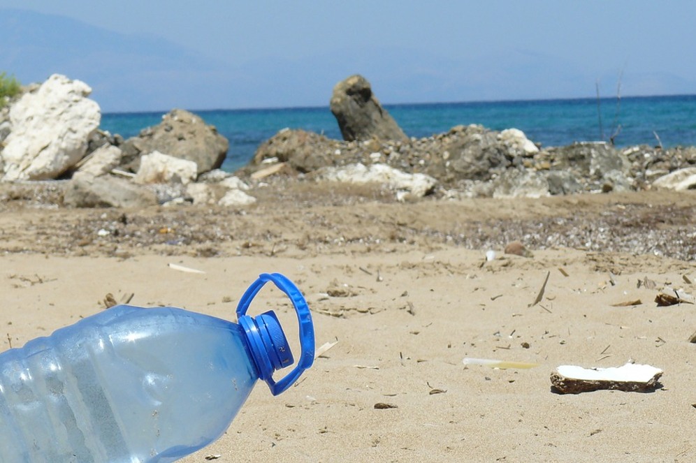 Our Oceans Are Being Swamped By Plastic, Yet People Are Still Happy To Purchase Disposable Bottles